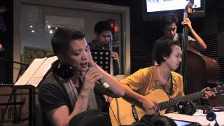 Magic 89.9 Boys Night Out: Bamboo cover of U2