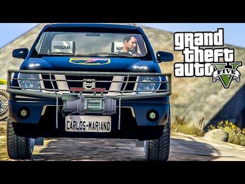 Yamatum O | GTA V : #230 นิสสัน นาวารา Nissan Navara