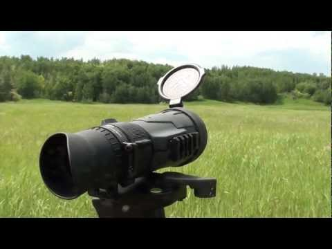 Vortex Recon 15X50RT 90-second No BS Monocular Review