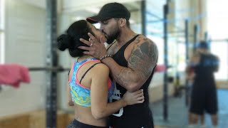 Kissing Prank - EXTREME GYM EDITION