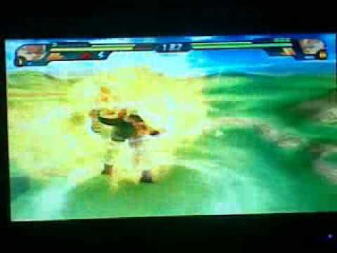 dragon ball z budokai tenkaichi 3 dolphin full screen 1280x720