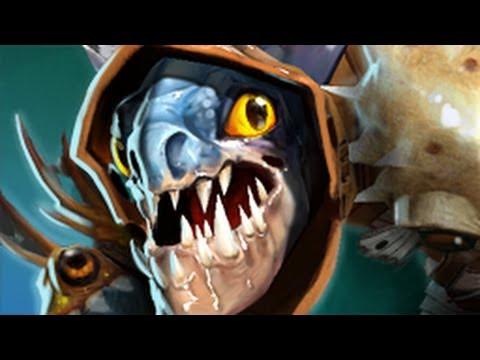 видео: Унижение на миду Титана/dota 2-Играем slark