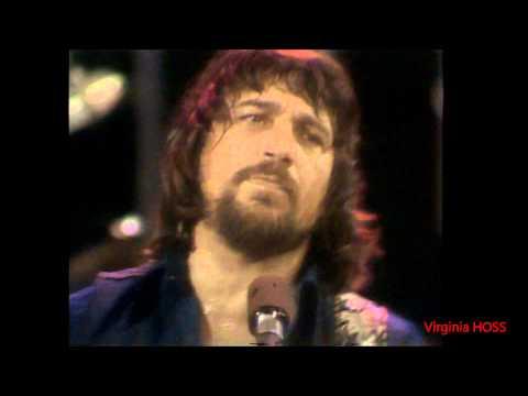 Waylon Jennings.. Honky Tonk Heroes1974 VIDEO.wmv