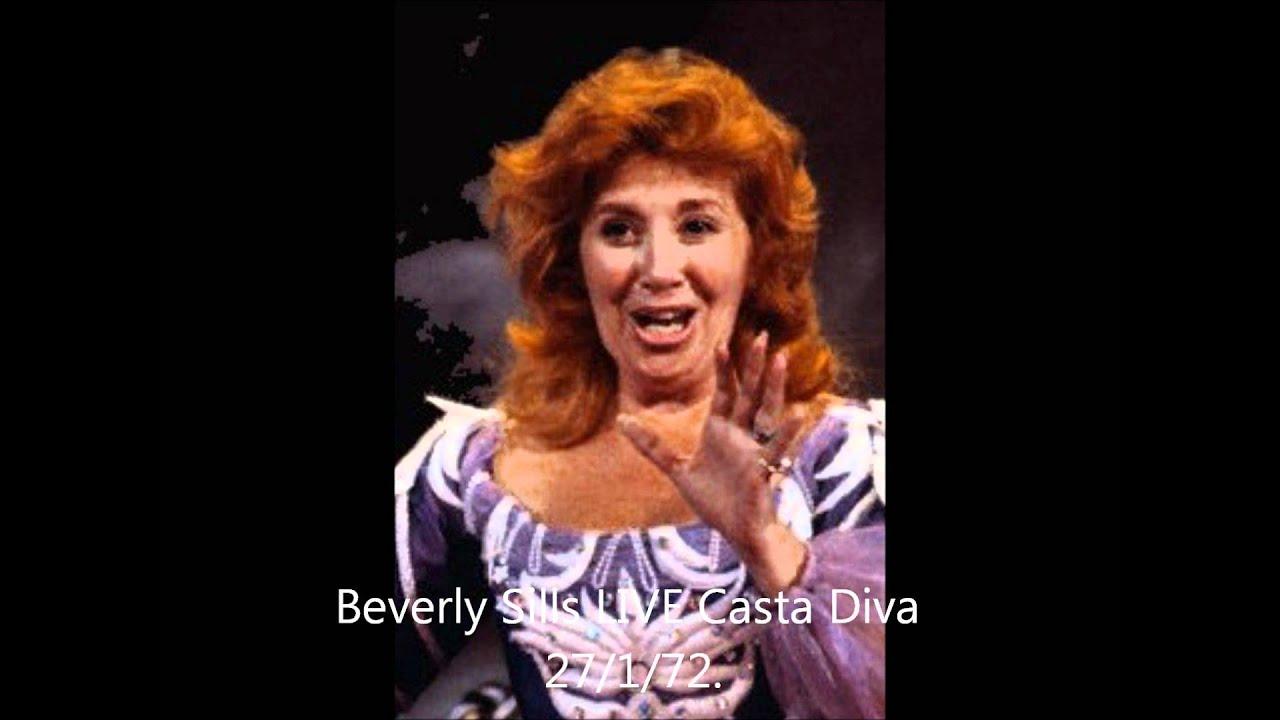 Beverly sills live norma casta diva 1972 youtube - Norma casta diva testo ...