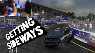 Can we Drift on wreckfest?!?! - Wheel cam -