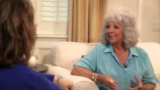One-on-One with Paula Deen - Part 2