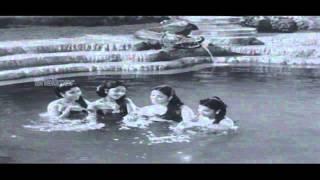 Jagadeka Veeruni Katha Movie   Jalakalatalalo Video Song   NTR, Saroja Devi
