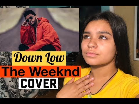 Down Low - The Weeknd Cover REACTION | Dariana Rosales
