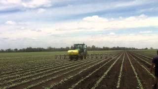 Orthman 8375 Cultivator