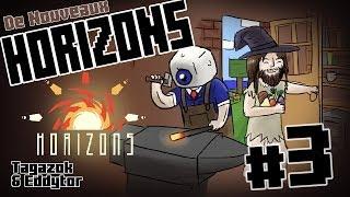Horizons #3 Apprentis Sorciers