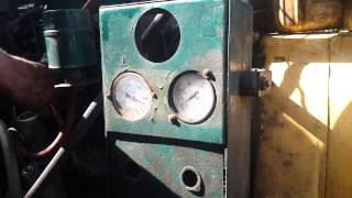 Ремонт судового дизеля. Обкатка после замены колец.(На видео - судовой дизель-генератор 3 VD 14,5/12 (Шенибек). Были произведены : Замена колец; Замена распылителе..., 2015-05-26T17:16:06.000Z)