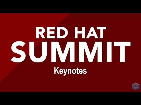 Red Hat Summit 2018 | Day 1 | PM Keynote