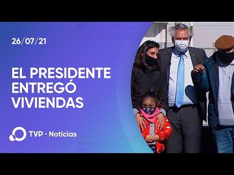 """Fernández: """"El Estado"""