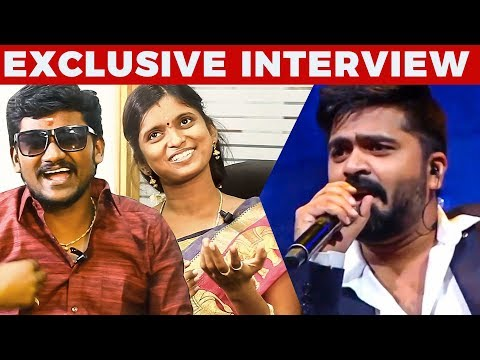 """Simbu Anna Va Finish Pannitaru""- Senthil & Rajalakshmi Couple Interview 
