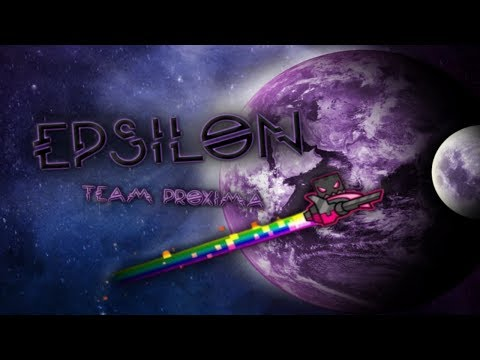 Geometry Dash - Epsilon (FULL LEVEL) by Proxima