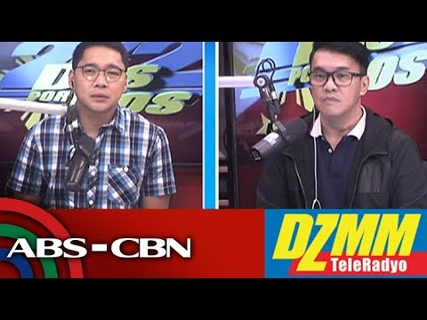 Bulacan int'l airport to have own 'express train', says SMC's Ramon Ang | DZMM