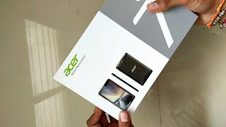 Unboxing acer one 7 namo by Krishna Bhatiya