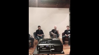 SF scaling the blockchain meetup