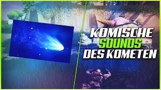 SHOOTING STARS & COMET SOUNDS | Fortnite Battle Royale | [german german HD]