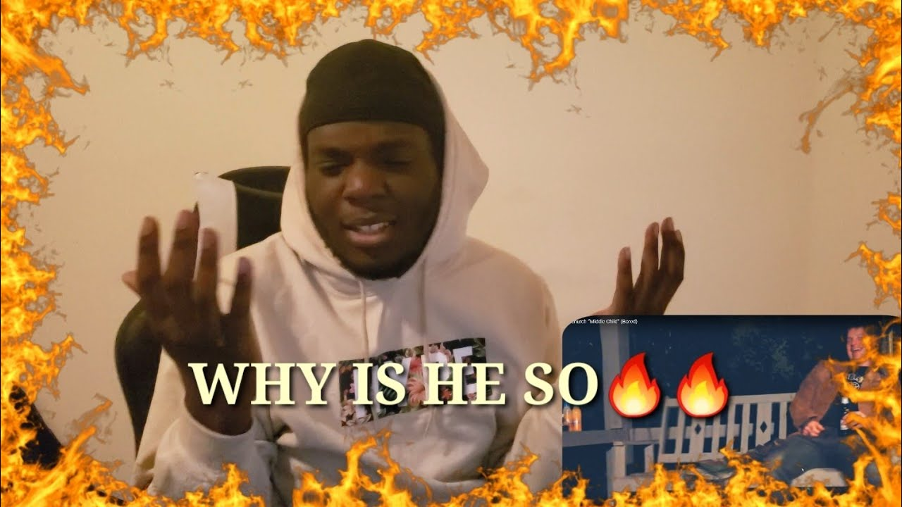 Upchurch Middle Child (Bored) | REACTION - RMB - Video