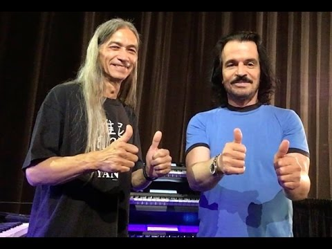 Yanni: Master Class with Ming Freeman on Keyboards