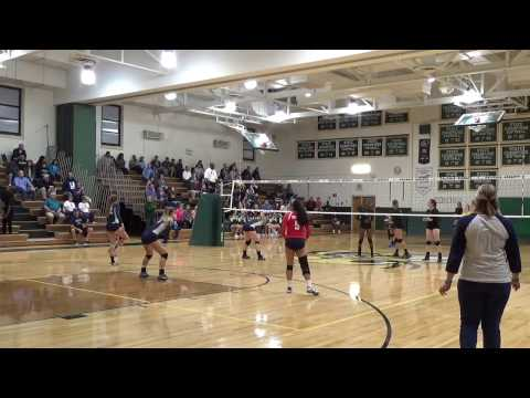 2016 Urbana HS vs Damascus HS - Section Semifinal Set 1