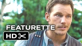 Jurassic World Featurette - A Look Inside (2015) - Chris Pratt Movie HD