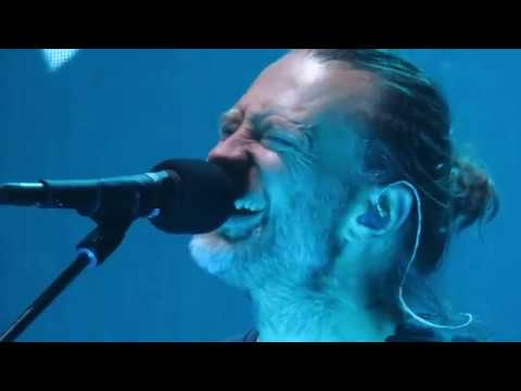 Radiohead - Fake Plastic Trees - Live @ Key Arena 4-8-17 in HD