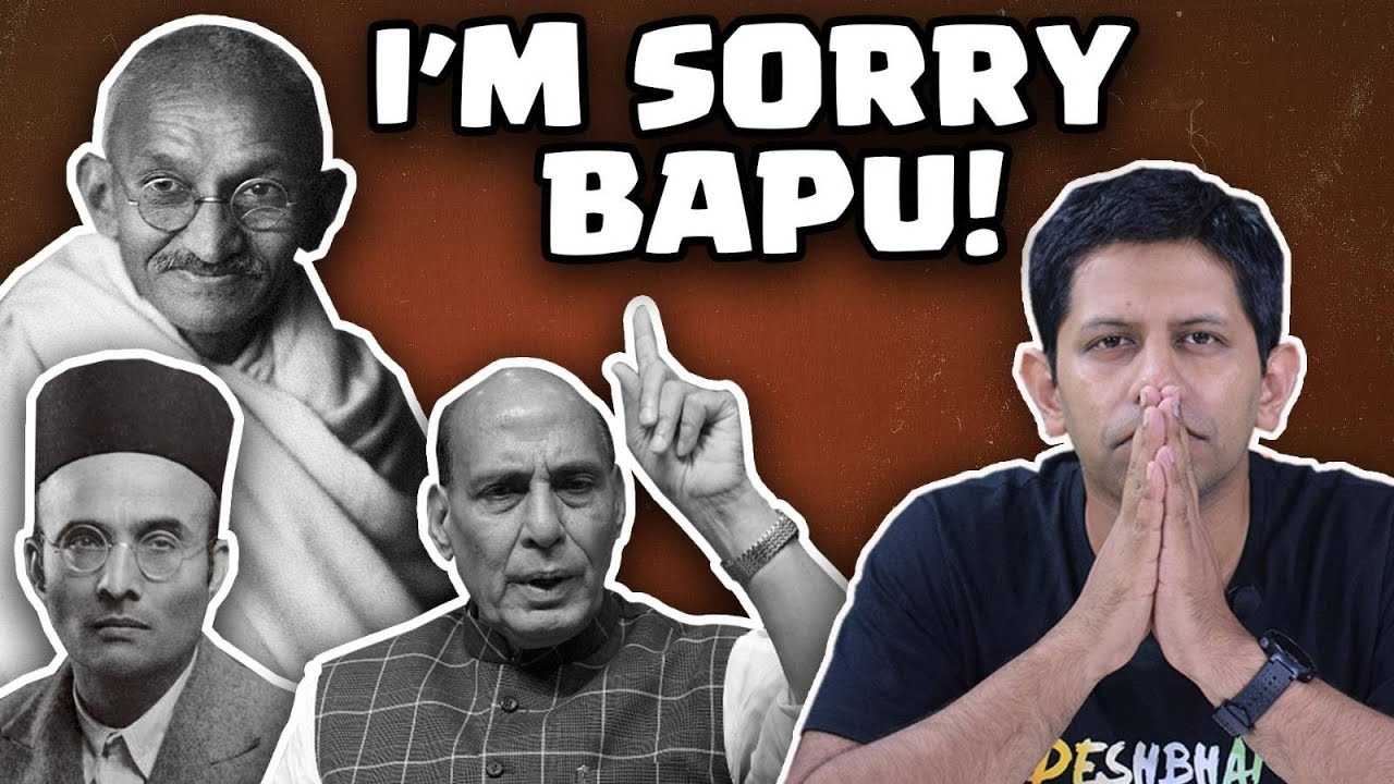 Download Why Savarkar Needs to say Sorry - 6 More Times | Akash Banerjee
