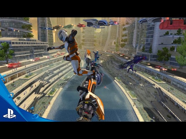 Riptide GP: Renegade - Gameplay Trailer | PS4