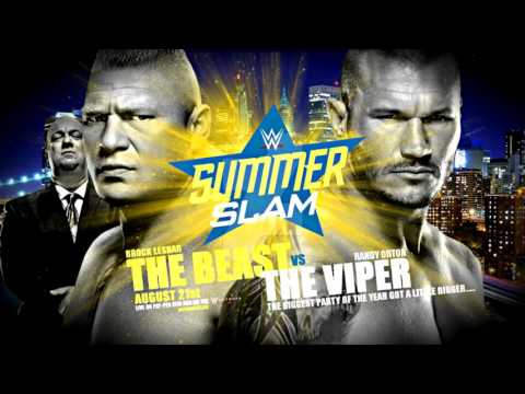 WWE SummerSlam 2016 1st Official Theme Song