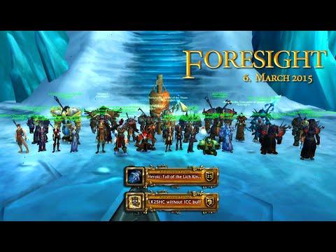 Foresight: Lich King 25 Heroic (no zone buff)  - rogue PoV