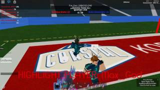 [ROBLOX] ACC Highlights | | Atlantic Bowl VI