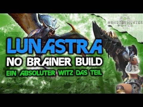 Monster Hunter World Deutsch - Anti Lunastra Build, Easy Kill, Lunastra Guide - MHW