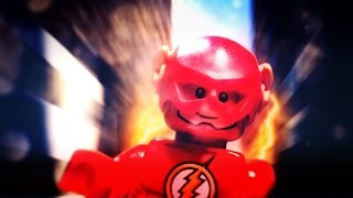 Lego The Flash vs The Reverse Flash