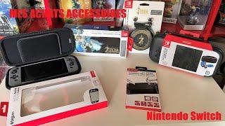 Nintendo Switch | Je vous présente mes Achats d
