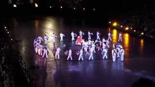 Trinidad and Tobago Defence Force Steel Orchestra @ Royal Edinburgh Military Tattoo 2014