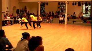 Mix'd Mafia At Dance Delight In Nyc 2010