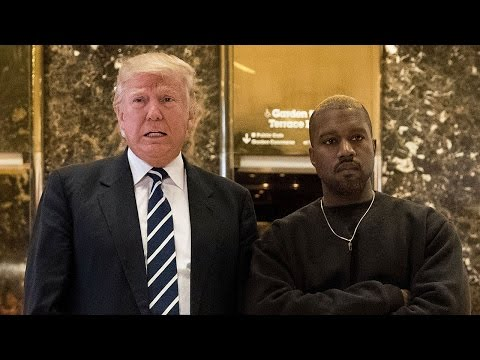 Kanye West Meets With Donald Trump In NYC & Continues Search For Doctor
