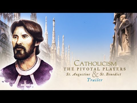 """""""St. Augustine"""" Film Preview (CATHOLICISM: The Pivotal Players)"""