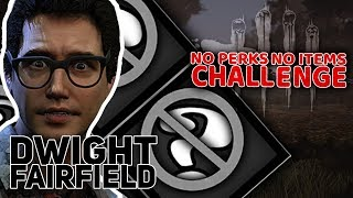 Dwight Fairfield | NO perks NO items Challange | Dead By Daylight #1 | w/ Guga Undecided Tomek