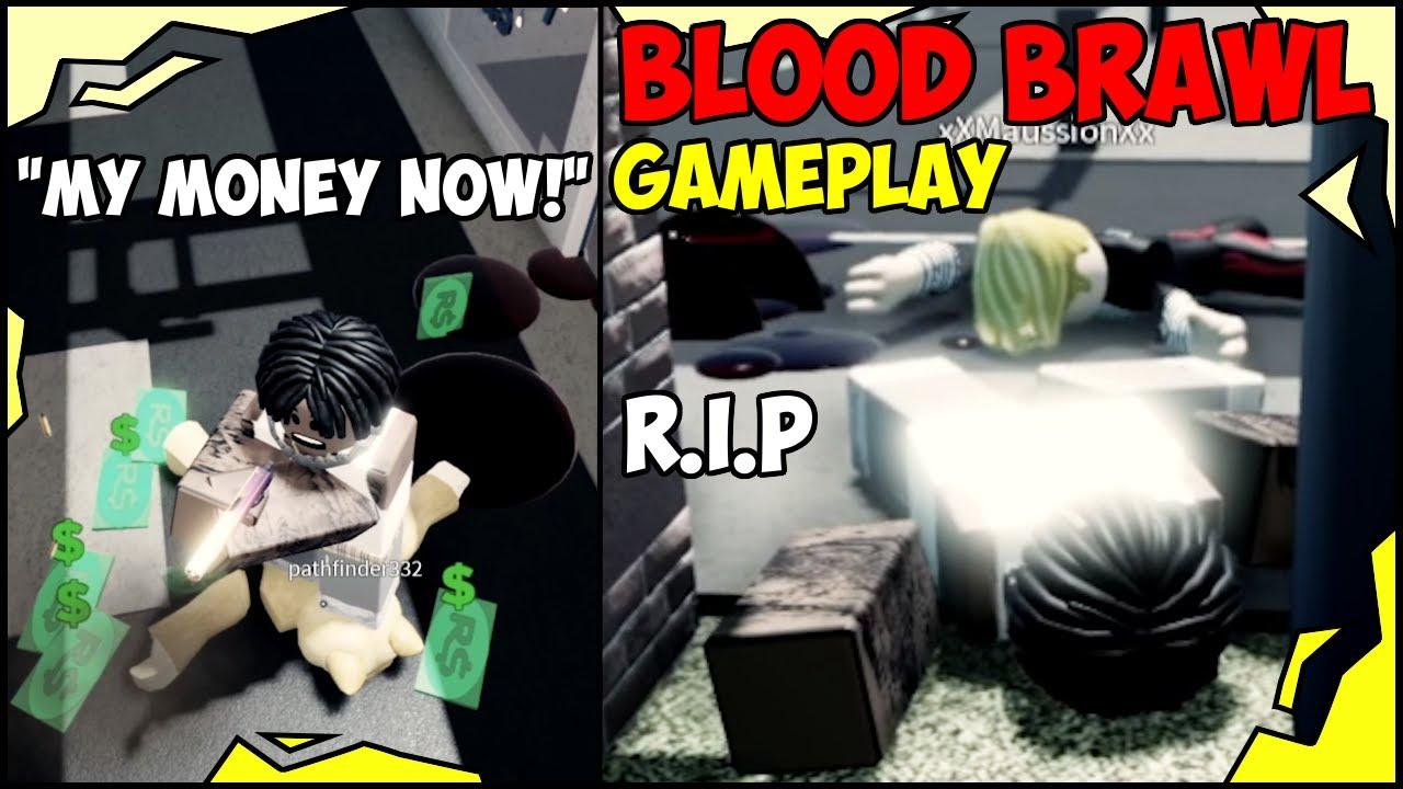 THE MOST BRUTAL GAME ON ROBLOX! *INTENSE STREET SHOOTOUTS* 💀