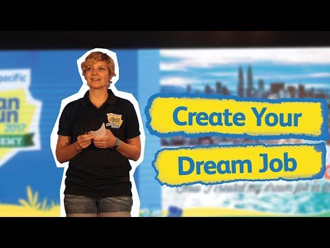 How to Create Your Dream Job by Traveling: CEB Travel Talks by Sab Iovino