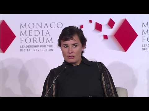 Monaco Media Forum 2012: Presentation & Fireside - Digital M