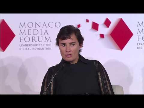 Monaco Media Forum 2012: Presentation & Fireside - Digital Meets Dollars
