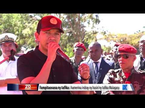 INFO K MADA prm Ihosy DU 06 MAI 2019 BY KOLO TV