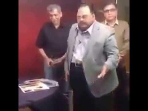 Altaf Hussain Latest Funny Video with Nadeem Nusrat