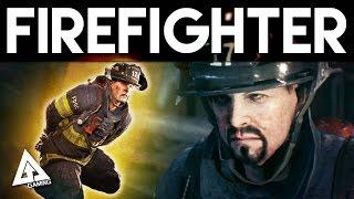 Batman Arkham Knight All Firefighter Locations (Line of Duty)