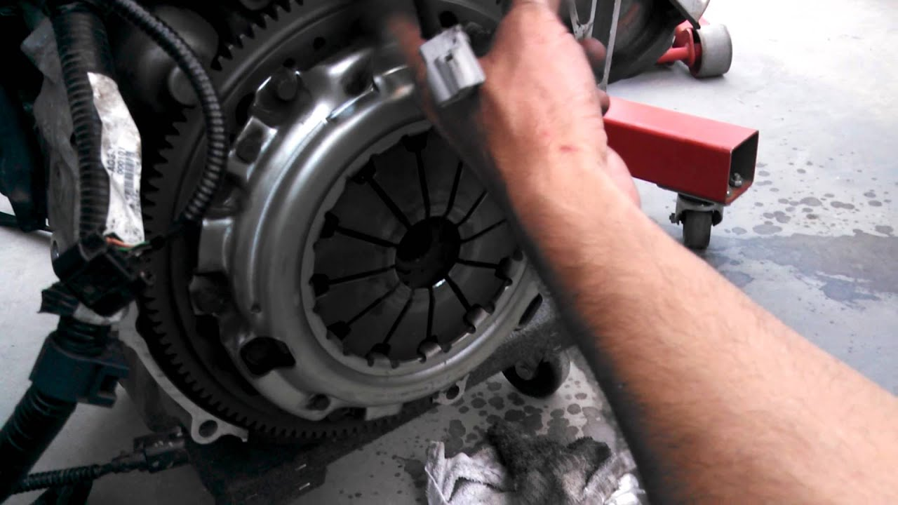 2008 civic si clutch release bearing throwout bearing replacement rh youtube com Acura TL Troubleshooting Manual 2008 TL Type S Specs