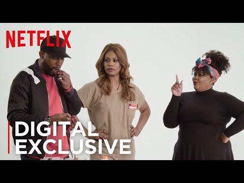 Snacks, Snacks ft. Laverne Cox & Nicole Byer | Netflix Universe